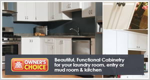 Beautiful, Functional Cabinetry