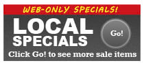 Local Web-only Specials